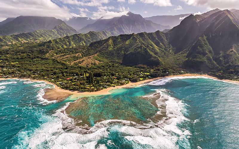 locatie hawaii